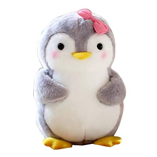 Kuscheltier Pinguin, Plüschtiere Plüsch Spielzeug, Stofftier Spielzeug, süße Plüschtier für Kinder und Kuscheltierliebhaber (B)