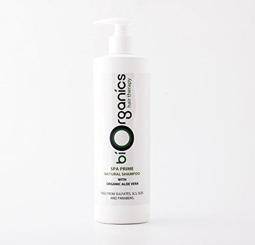 Biorganics Naturel Shampooing - 500ml