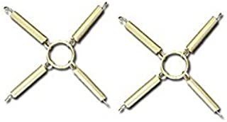 MowerPartsGroup ATV Tire Chain Tighteners Metal Spring and Hooks