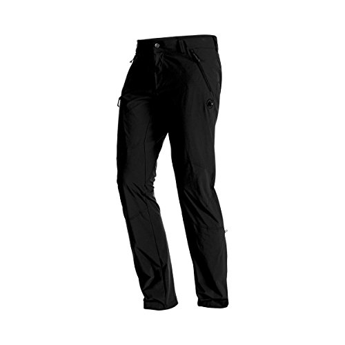 Mammut, Herren, Wander-Hose Runbold, schwarz (black), 54 EU