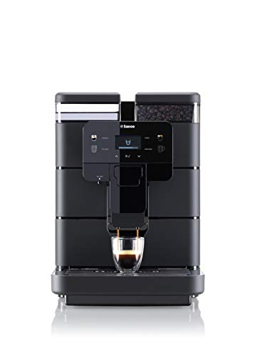 Saeco Royal Black 9J0040 Macchina da Caffè Superautomatica per Espresso, Caffè in...