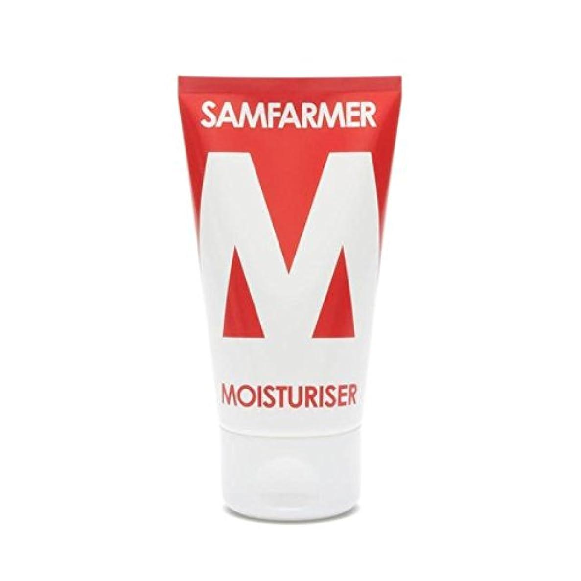 靴下信頼性のあるかごSAMFARMER Unisex Moisturiser 50ml (Pack of 6) - ユニセックス保湿50ミリリットル x6 [並行輸入品]