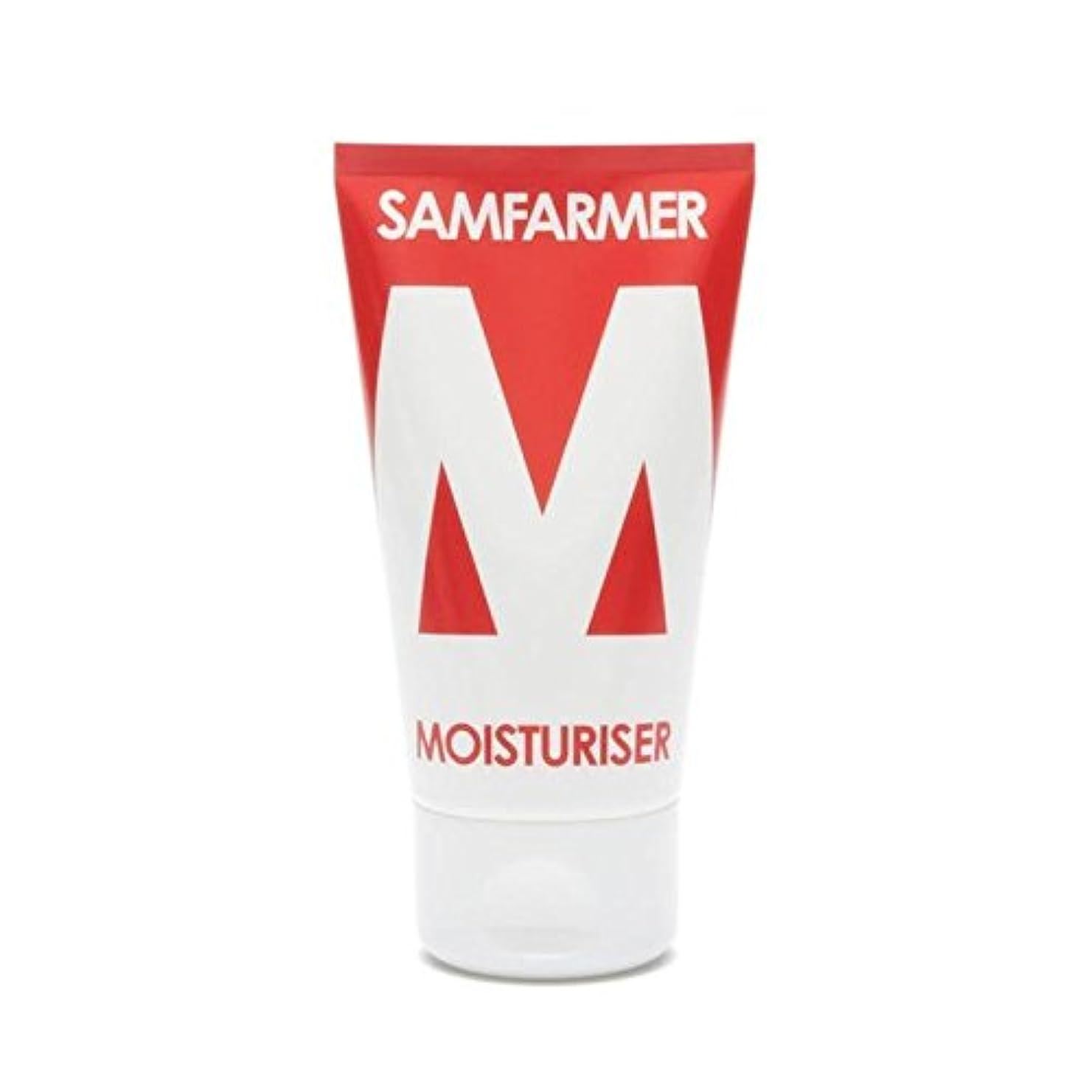 定規どこでもひらめきSAMFARMER Unisex Moisturiser 50ml (Pack of 6) - ユニセックス保湿50ミリリットル x6 [並行輸入品]