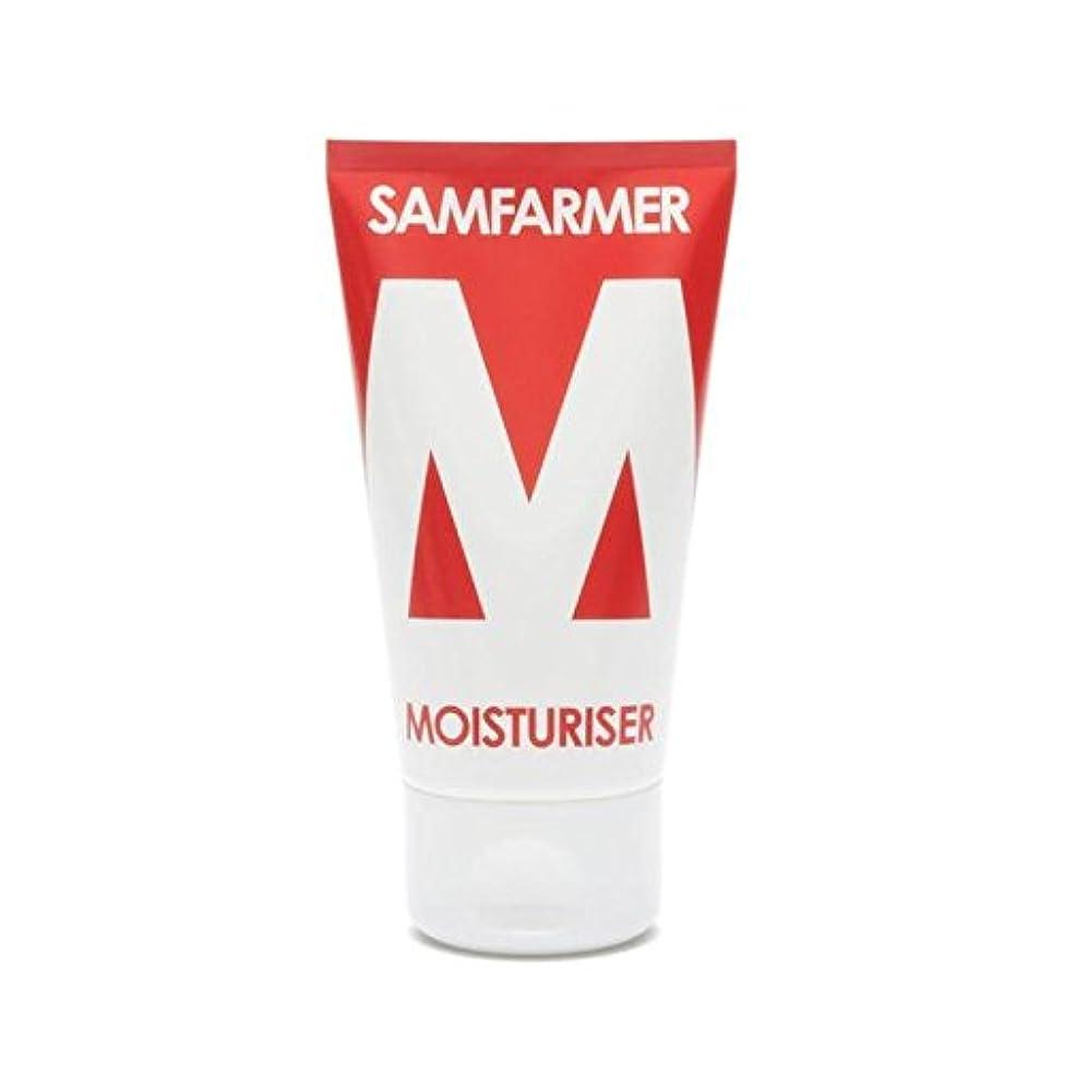 地下鉄遅らせるピジンSAMFARMER Unisex Moisturiser 50ml (Pack of 6) - ユニセックス保湿50ミリリットル x6 [並行輸入品]