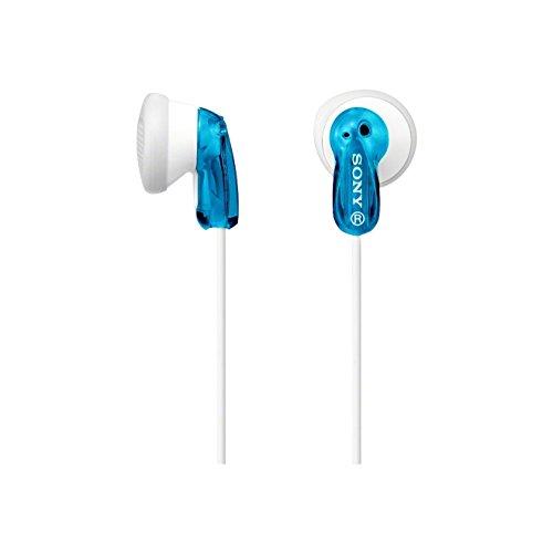 Sony MDR-E9LP Cuffie In-Ear, Blu