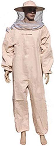 SHENGHUAJIE bijenteelt beschermend pak sluier eendelige volledige lichaam bij pak imker gezicht bescherming Blauw