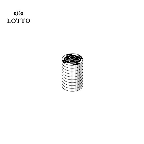 EXO KPOP 3rd Repackage Vol. 3 LOTTO Album [KOREANISCH Version] CD + Poster + Fotobuch + Fotokarte