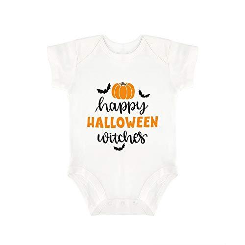 Promini Lindo Beb Onesie Feliz Halloween Brujas Beb Mono Beb Una Pieza Mameluco El Mejor Regalo Para Beb