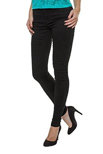 Only Royal Reg Skinny Jeans Pim600 Noos, Pantaloni Donna, Nero (Black C-N10), XL/32 (Talla produttore: XL/32)