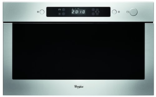 Whirlpool AMW423IX Built In Microwave, 22L capacity, 750W, Stainless Steel