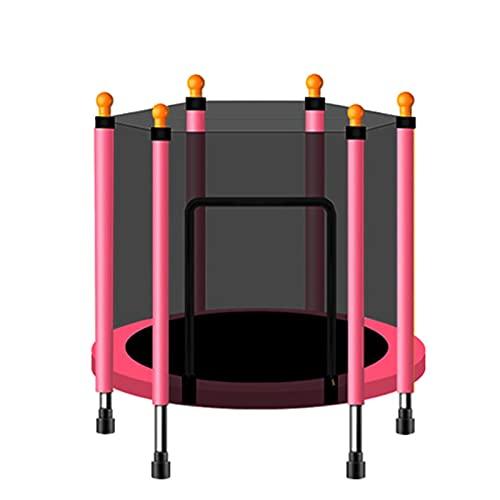 XuZeLii Trampolín Large 140 cm de trampolín Interior con niños Adultos Bed Hombros Cama DE TRUMBOLINES ALTERIOR Ejercicio Equipo DE Ajuste Adecuado para Entrenamientos De Estudio