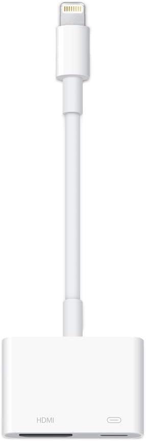 Apple Lightning - Digital AVアダプタ