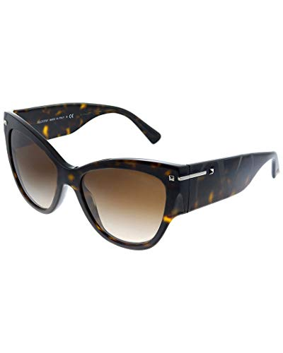 Valentino Gafas de sol VA4028 500213 Gafas de sol Mujer color Havana tamaño de lente 55 mm