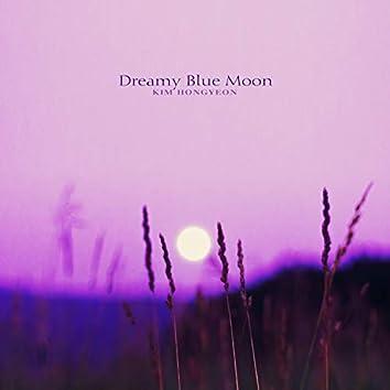 꿈꾸는 푸른 달