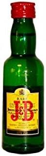 Botella miniatura whisky JB: Amazon.es: Alimentación y bebidas