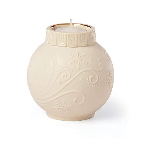 Lenox Ornamental Glow Snowflake Votive Candleholder, 1.00 LB, Multi