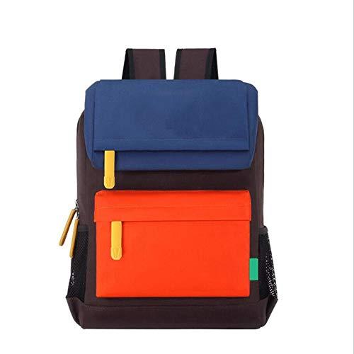 GXING Kinderrugzak, verschillende kindertijd peuter school school wandelzak 3-7 jaar oude kinderen multi-kleur optioneel