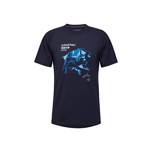 Mammut Herren Mountain T-Shirt, Marine, XL