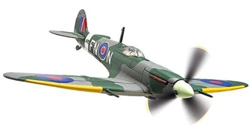 Corgi - CAA31934C - Radio Commande, Véhicule Miniature - Supermarine Spitfire MKVB AR298 331 SQN