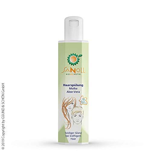 Sanoll Haarspülung Molke Aloe-Vera 200 ml