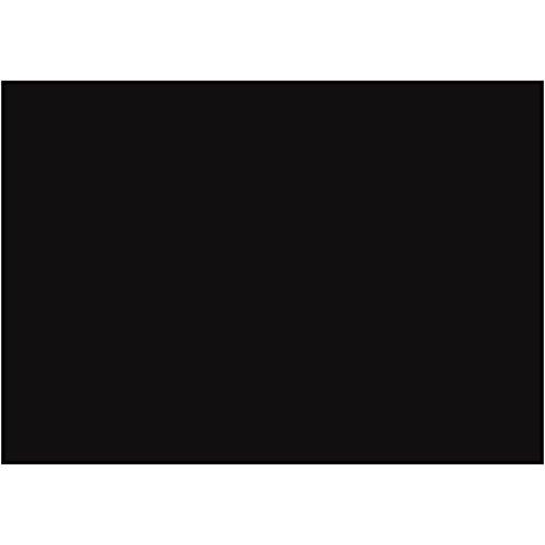 Moosgummi, A4 21x30 cm, Dicke 2 mm, schwarz, 10Blatt