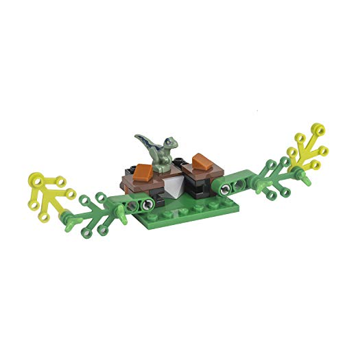 LEGO Jurassic World: Raptor bebé en escondite - Dinosaurio