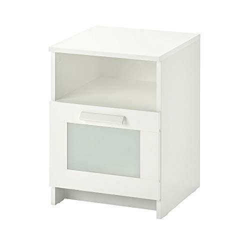 Nachttisch BRIMNES 39x41x53cm weiß