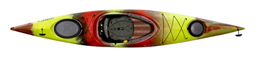 Perception Conduit 13 | Sit Inside Kayak | Recreational Kayak with Front and Rear Storage | 13' | Salsa