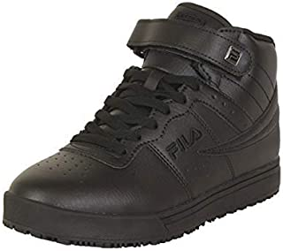 حذاء FILA للرجال Work Food Service Shoe, BLK/BLK, 14 M US