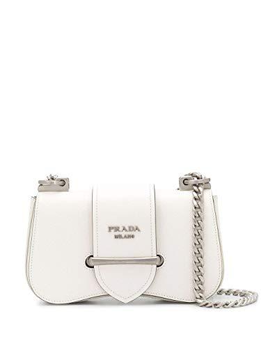 Prada Luxury Fashion Donna 1BD219VUJGNZVF097W Bianco...