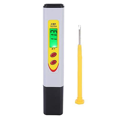 Waterkwaliteitstester, draagbare mini-stift-type ORP-meetapparaat waterkwaliteitstester voor aquarium zwembad met gebruiksaanwijzing (mogelijk niet beschikbaar in het Nederlands).