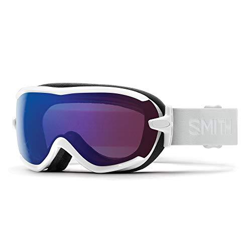 SMITH (SMIZD) Damen Virtue SPH Skibrille mit Chroma Pop, White Vapor, Kleine Passform