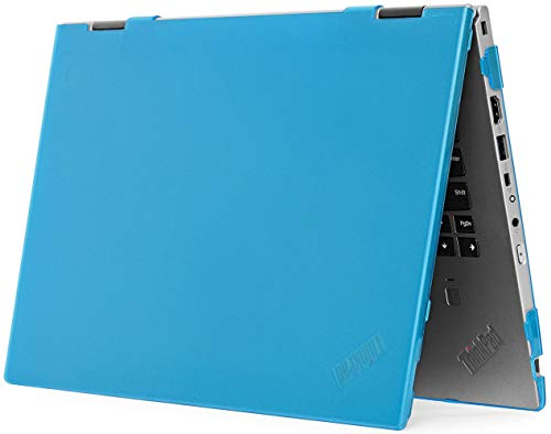 mCover Hartschalen-Schutzhülle kompatibel mit Lenovo ThinkPad X13 Yoga Gen 1 /L13 (13,3 Zoll / 33,8 cm) Aqua