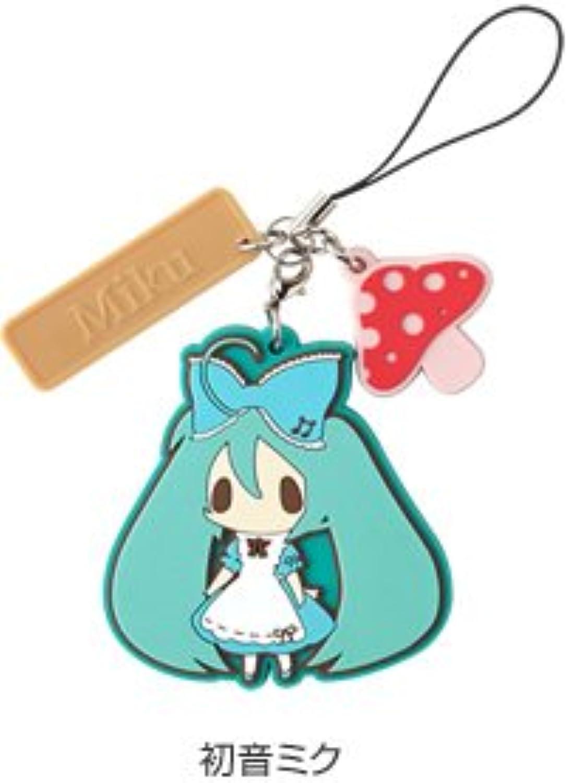 Happy lottery Hatsune Miku 2014 Autumn Ver. G Award Rubber Strap Hatsune Miku