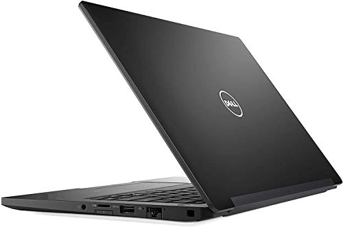 Dell 7390 Professional Touchscreen Ultra Portable Laptop in Black Intel Quad Core Intel i5 up to 3.6GHz 8GB RAM 256GB SSD 13.3in FHD (Renewed)