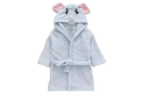 Matissa badjas voor kinderen met capuchon, badjas voor kinderen, roze, nachtkleding, cosplay, kinderkostuums, pyjama's