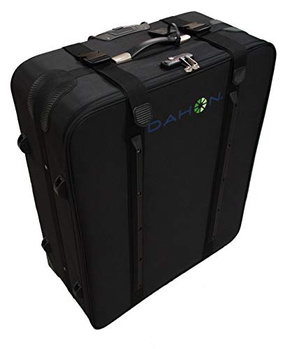 Dahon Unisex-Adult Airporter Travel Case, Black, XL