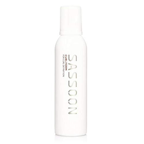 Sassoon Curl Form 150 ml Gibt Locken Definition und Form