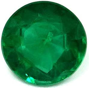 GemsNY 2021 spring and summer Safety and trust new 0.89 Carat Natural Emerald Round