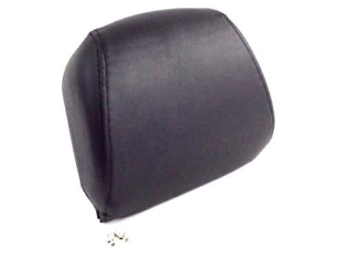 Passenger Backrest Pad for Harley Davidson Dyna Softail Sportster ref 52631 07 Fits One Piece Upright Sissy Bar Uprights > 52300040A 52300044A 51146-10 51161-10A 51849 51853 52729 08 5230046 52300042A