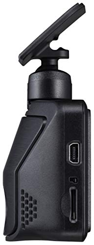 KENWOODドライブレコーダーDRV-340FullHDノイズ対策済夜間画像補正LED信号対応専用SDカード(16GB)付1年保証Gセンサー衝撃録画駐車監視機能付GPSケンウッド