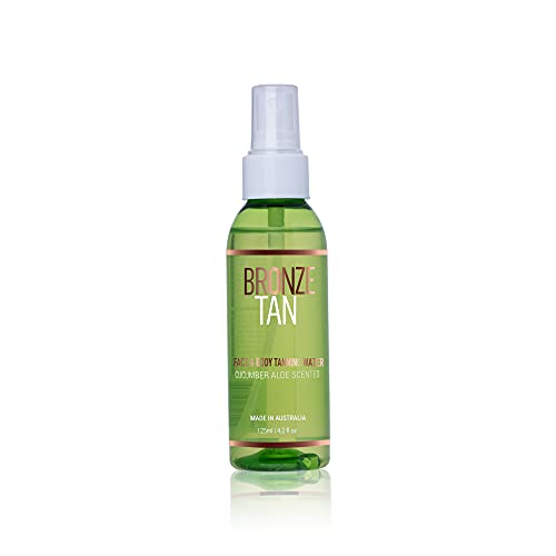 Bronze Tan Face Tanning Water Spray Self Tanner for a Gradual and Natural...
