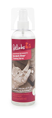 Petlinks Scratch Stop Deterrent Training Cat Spray