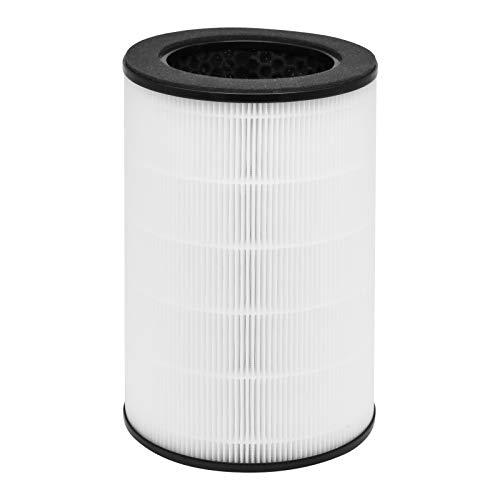 Ulrempart Filtro de repuesto para purificador de aire de torre HEPA Homedics, compatible con filtro de repuesto AP-40, AP-T40WT y APT40WTAR, filtro de 360°, filtro 3 en 1, 1 paquete ✅
