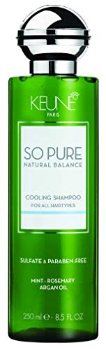 Keune So Pure Cooling Shampoo, 250 ml.