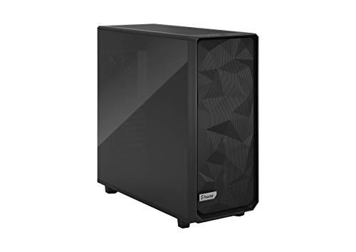 Fractal Design Meshify 2 XL Black ATX Flexible Dark Tinted Tempered Glass Window Full Tower Computer Case