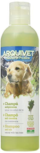 Arquivet Champú Antipicores para Perros con Árbol del Té - 250 ml