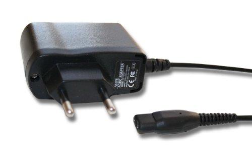 vhbw 220V voeding oplader oplaadkabel (70mA) voor Philips Bodygroom TT2022, TT2023, TT2029 zoals Philips PHE00980.