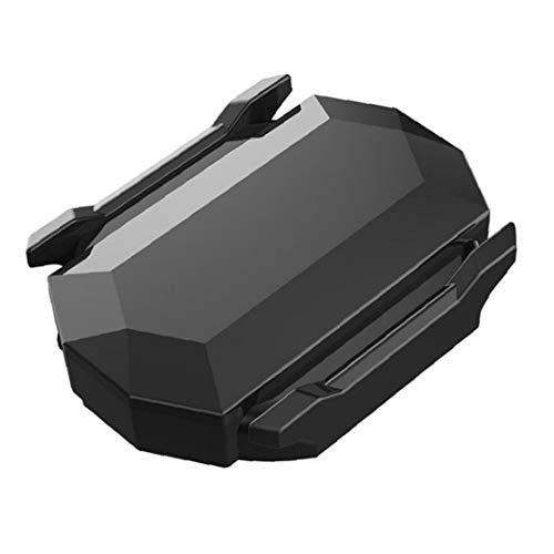 Sensor de cadencia portátil Ciclismo Ant + Bluetooth Velocidad inalámbrico para Garmin GPS Bryton Bicicletas Accesorios de Bicicletas