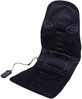 Cojín Masaje Coche útil 12V Masaje Coche Masaje calefacción eléctrica Masajeador vértebra Cervical Masajeador